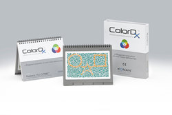 Konan Medical's New Pediatric Color Vision Test - Color Vision Testing Made Easy