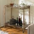 Uttermost Nicoline Iron Serving Cart 24307