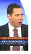 California criminal defense attorney, lawyer Ken Rosenfeld handles felony and misdemeanor cases