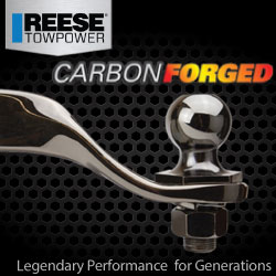 Enjoy your spring road trip knowing that your trailer is hitched  securely with CARBON FORGED.