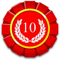 10 Best SEO Agencies Awards Badge