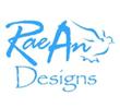 RaeAn Designs Logo with Dove