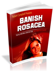 banish rosacea book order