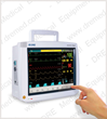 The DRE Waveline can now display up to 12 simultaneous waveforms on the screen when using the newly available 12-Lead ECG option.