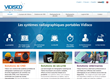 Vidisco Website is Now Also Available in the French Language