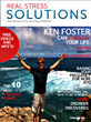 Ken D. Foster Joins the Expert Panel at Reals Stress Solutions Digital Magazine