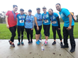 Members of the Local Fountain Valley Gym, Fit Body Boot Camp, Ran in...