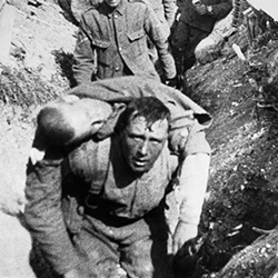 The Battle of the Somme, CREDIT: Imperial War Museum, UK