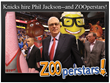 New York Knicks Hire Phil Jackson--and ZOOperstars