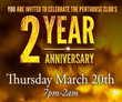 The Penthouse Club & Restaurant San Francisco Celebrates Two-Year...