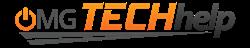 OMG Tech Help Logo