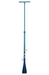 Fifteen to Twenty-Five Foot Telescoping Light Mast