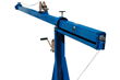 Telescoping Light Boom for lighting, cameras and other electrical equipment
