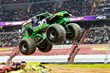 Monster Jam Truck Finals Cap High Flying Ticket Run