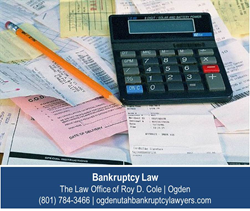 Bankruptcy Lawyer Roy D Cole