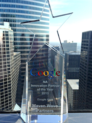 Maven Wave, Innovation Partner, Google Enterprise Partner