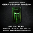 McNett Tactical Partners with NRA Life of Duty to Offer Gear Discounts...