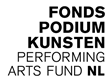 Performing Arts Fund logo
