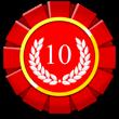 10 Best SEO Agencies Awards Badge
