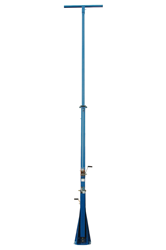 Seventeen to Thirty Foot Telescoping Light Mast