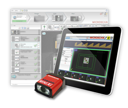 AutoVISION, Vision MINI, CloudLink, machine vision system, web-based HMI