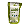 Pooki's Mahi Award-Winning Jasmine Dragon Pearl Tea BUY @ http://goo.gl/703W0n
