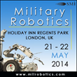 SMi release attendee list for Military Robotics 2014