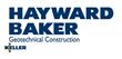 Hayward Baker Names Eric Drooff President