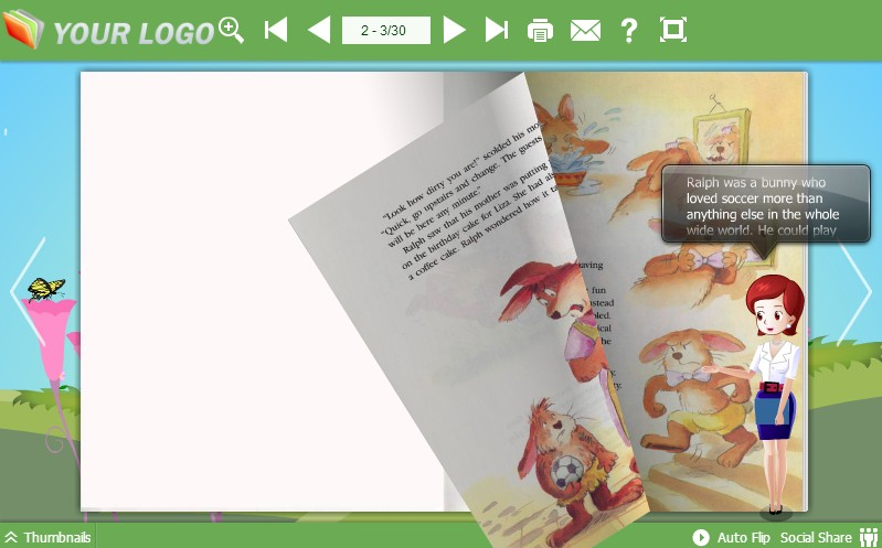 Flipbuilder Developer Of Digital Brochure Software