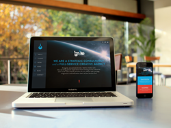 New Responsive Web Design for Ignite Partnership