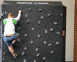Freedom Climber Announces Their Rotating Climbing Wall Now Doubles As...