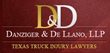 Truck Injury Lawyers Danziger & De Llano Add New Pages to their...