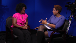 Grandma LaTeasha Cater, Dr. Janet Taylor and DNA Paternity Testing