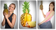 benefits of pineapple treatment