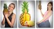 benefits of pineapple treatment