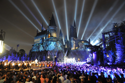 Harry Potter's Wizarding World at Universal Studios Orlando