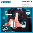 Genetec Announces Integration with ASSA ABLOY Aperio Wireless Lock...