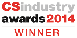 CS Industry Award winner 2014