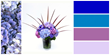 'Something Blue' emerges as top 2014 colour scheme for weddings, reveals bridal florist Todich Floral Design