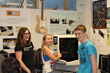 Colfax High School Students' Prototype Made on a 3D Printer...
