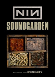 Nine Inch Nails & Soundgarden 2014 North American Tour Tickets & Schedule