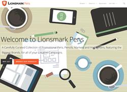 Lionsmark Pens Homepage