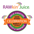 RAWkin' Juice Grand Openining Celebration