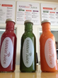 Line 'em up. It's Happy Hour at RAWkin' Juice