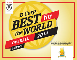 2014 Best for the World