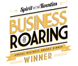 """FMT Consultants Wins the 2014 Annual """"Business is Roaring"""" Award"""