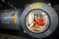 johnson space center visitor center