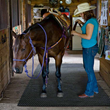 Rubber-Cal Announces Release of 3 New Horse Stall Mats