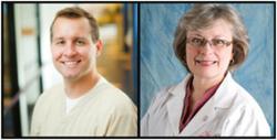 Sedation Dentist of the Year Richard Gesker Linda Blann