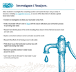 Water Day toolkit - investigate/analyze